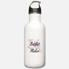 Basket Maker Artistic Water Bottle