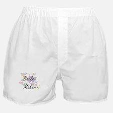 Basket Maker Artistic Job Design with Boxer Shorts