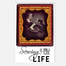 Sewing Is My Life Postcards (Package of 8)