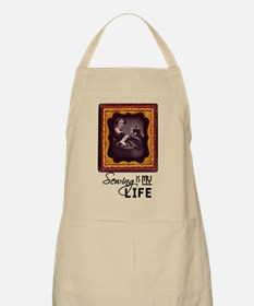 Sewing Is My Life Apron