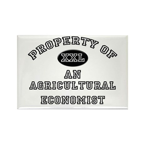 Property of an Agricultural Economist Rectangle Ma