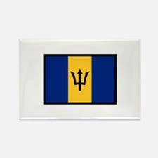 Flag Of Barbados Magnets