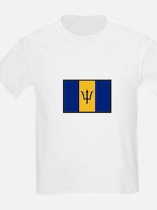 Flag Of Barbados T-Shirt