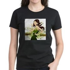 Funny Fashion illustration Tee