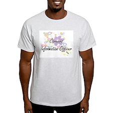 Careers Information Officer Artistic Job D T-Shirt