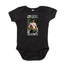 Funny Humour Baby Bodysuit