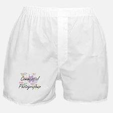 Commercial Photographer Artistic Job Boxer Shorts