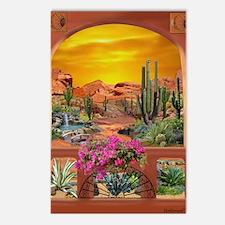 Sonoran Desert Landscape Postcards (Package of 8)