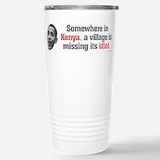 Unique Obama birther Travel Mug