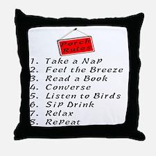 Cute Riles Throw Pillow