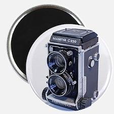 Vintage Camera Magnets