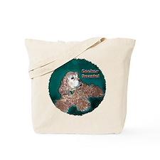 ASCOB Cocker Spaniel Tote Bag