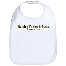 Walking To New Orleans Bib