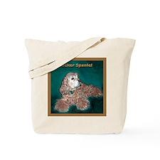 ASCOB Cocker Spaniel 2 Tote Bag