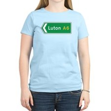 Luton Roadmarker, UK T-Shirt