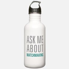 Matchmaking Water Bottle