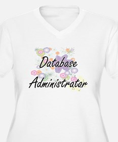Database Administrator Artistic Plus Size T-Shirt