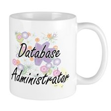 Database Administrator Artistic Job Design wi Mugs