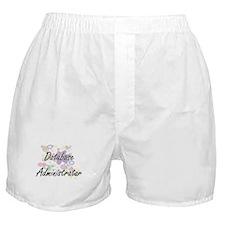 Database Administrator Artistic Job D Boxer Shorts