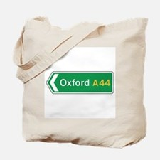 Oxford Roadmarker, UK Tote Bag