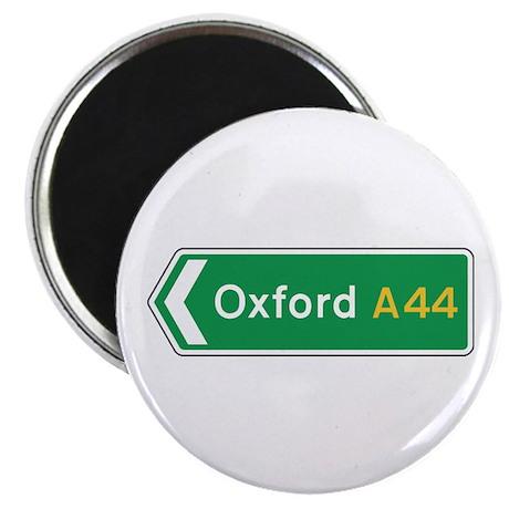 Oxford Roadmarker, UK Magnet