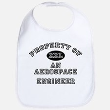 Property of an Aerospace Engineer Bib