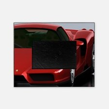 Cute Auto racing Picture Frame
