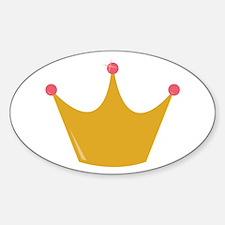Royal Crown Decal