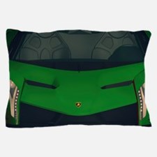 Funny Auto racing Pillow Case