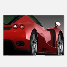 Automobile Postcards (Package of 8)