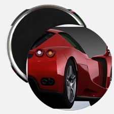 Cute Automobile Magnet
