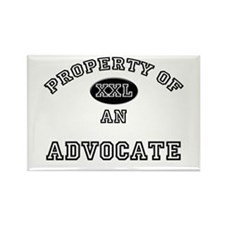 Property of an Advocate Rectangle Magnet