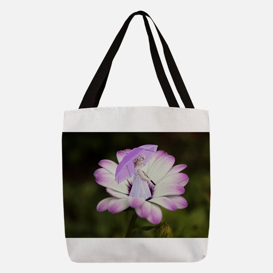 ! Polyester Tote Bag
