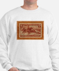 1940 Pony Express Sweatshirt