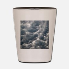 STORM CLOUDS 2 Shot Glass