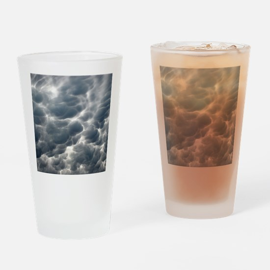 STORM CLOUDS 2 Drinking Glass