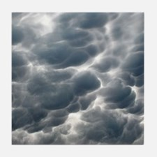 STORM CLOUDS 2 Tile Coaster