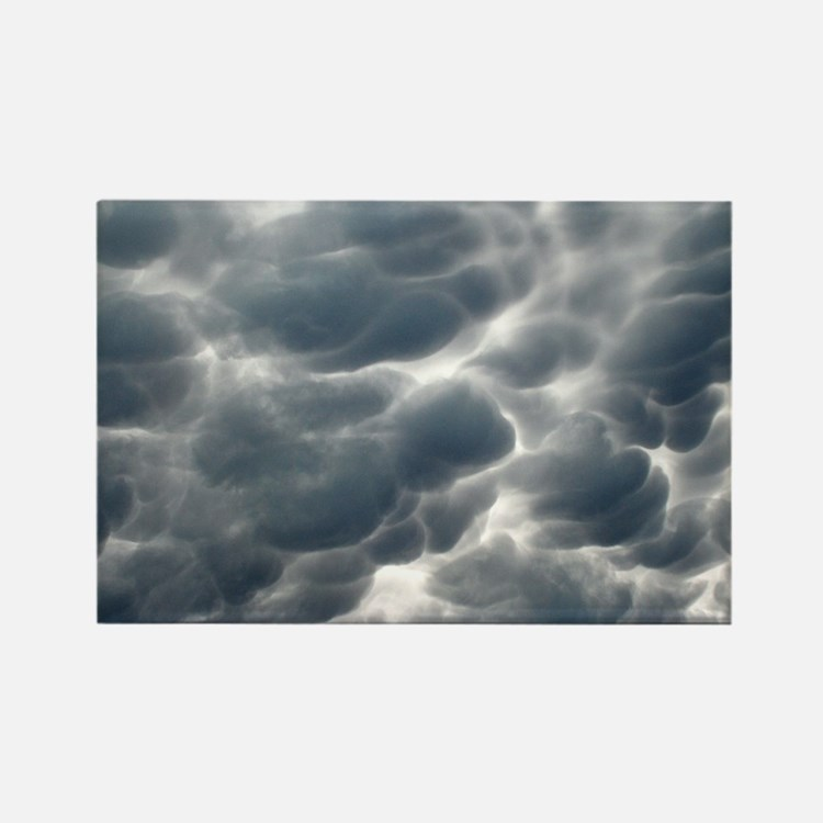 STORM CLOUDS 2 Rectangle Magnet