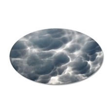 STORM CLOUDS 2 Wall Decal
