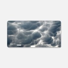 STORM CLOUDS 2 Aluminum License Plate