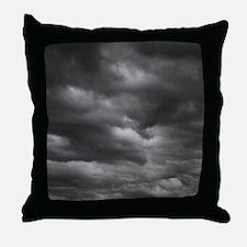 STORM CLOUDS 1 Throw Pillow