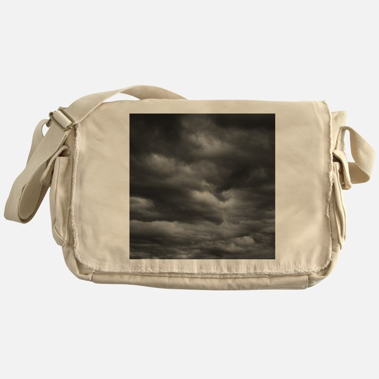 STORM CLOUDS 1 Messenger Bag