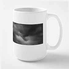 STORM CLOUDS 1 Large Mug