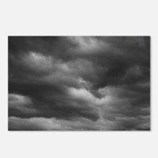 STORM CLOUDS 1 Postcards (Package of 8)