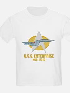 Star Trek Galaxy Class T-Shirt