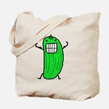 Very Strong Pickle Tote Bag