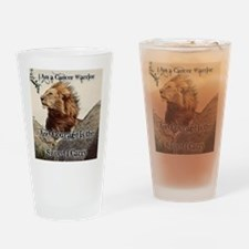 Funny Energy drink Drinking Glass