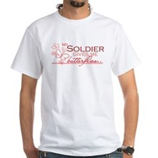 BUTTERFLIES - soldier Shirt