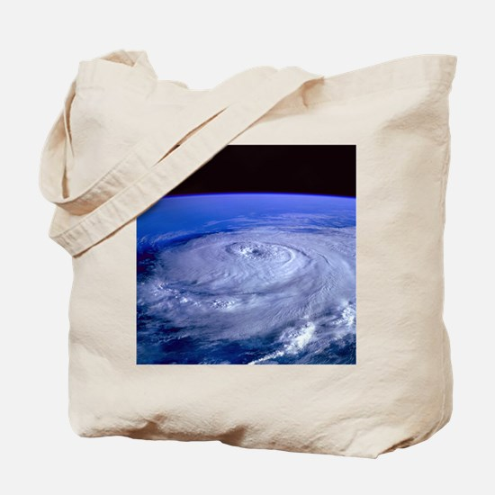 HURRICANE ELENA Tote Bag