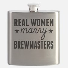 Real Women Marry Brewmasters Flask
